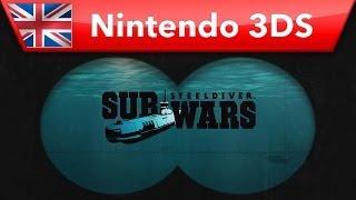 Steel Diver: Sub Wars - Trailer (Nintendo 3DS)
