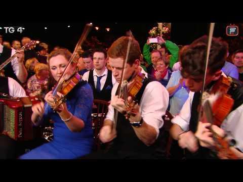 """Shandrum Céilí Band (Senior Céilí Band Winners) """"The Killavil Set"""" on Fleadh TV"""