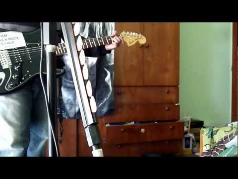 Fender Vandalism Stratocaster Kurt Cobain NIRVANA Sound HD