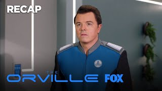 Catch Up On Season One   THE ORVILLE