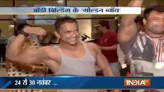 World Bodybuilding Championship Winners Get Warm Welcome at Mumbai Airport