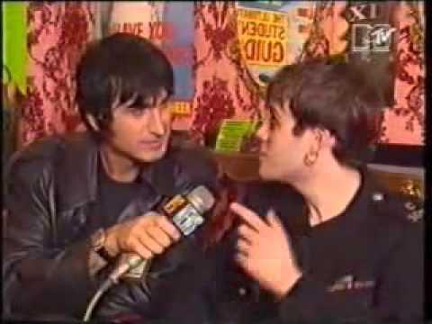 Richey Edwards Interview. NME Brat Awards 1994. (Manic Street Preachers)