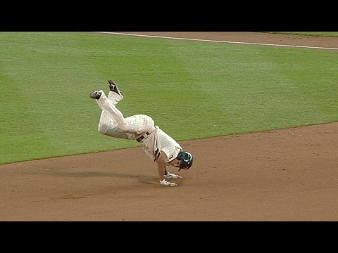 Revere recovers to earn himself a triple