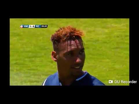 Marcel Hernandez goles y jugadas con Cartagines