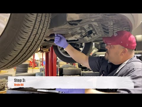 Quality Oil Change & Tire Rotation Process At Sellers Buick GMC
