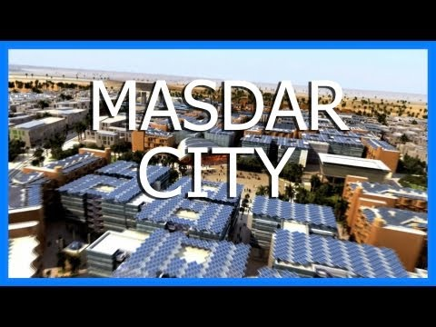 Masdar City in 60 Seconds | Fully Charged