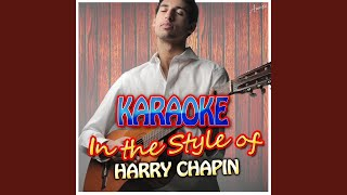Sunday Morning Sunshine (In the Style of Harry Chapin) (Karaoke Version)