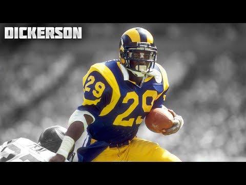 Eric Dickerson Career Highlights - B.L.O.W.