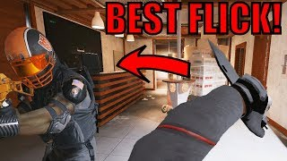 Best Flick EVER?! - Rainbow Six Siege Gameplay