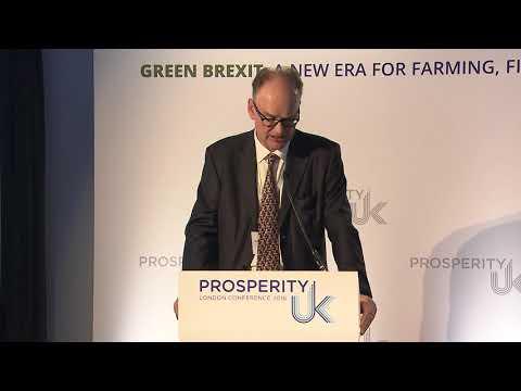 Future of Food Production Introduction: Matt Ridley