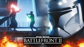 Star Wars Battlefront 2 Launch Trailer - NEW GAMEPLAY! Clone Wars, Heroes and More!