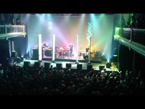 Leftfield - Afrika Shox (Paradiso, Amsterdam 3-12-2015)