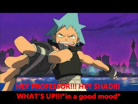 Soul Eater Guys Chatroom#4-The Gay,The Straight,and Shad-Sepi Is On With Stien?!?!
