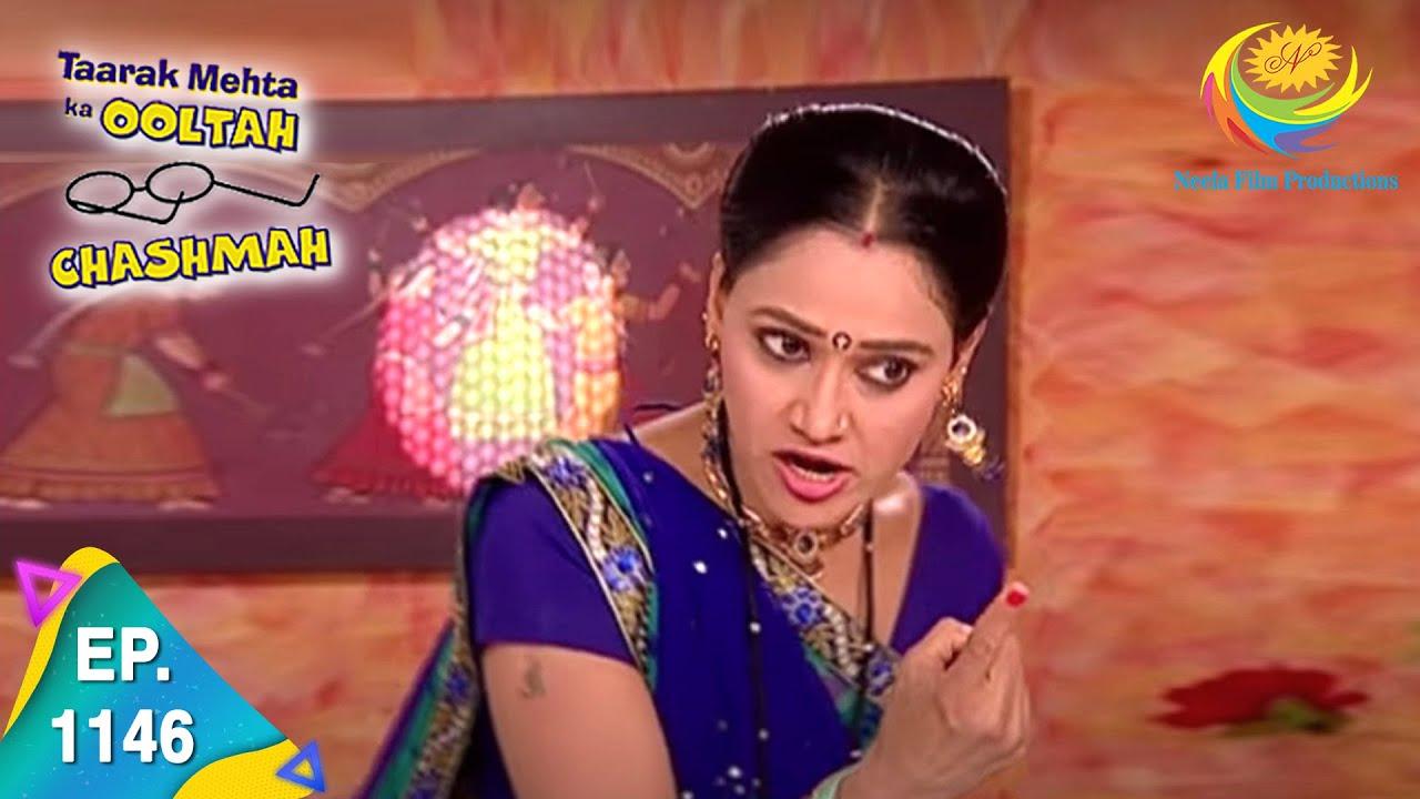 Download Taarak Mehta Ka Ooltah Chashmah - Episode 1146 - Full Episode