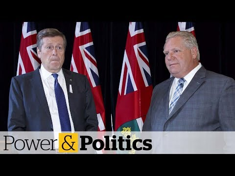 Ontario mayors sounds alarm on spending cuts | Power & Politics