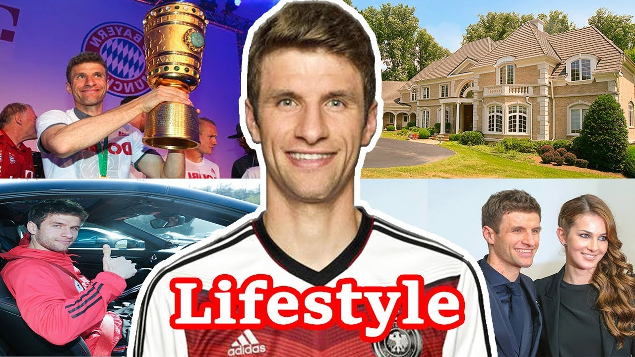 Thomas Muller Lifestyle, Income, Car, House, Career, Net Worth, Biography  2018 - YouTube