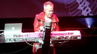 Howard Jones - Things Can Only Get Better - Live 2011