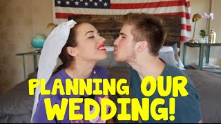 PLANNING OUR WEDDING! thumbnail