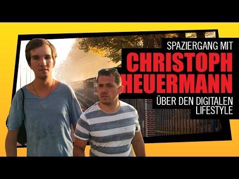 [Spaziergang mit Christoph Heuermann] Steueroptimierung, Leben im Ausland & die Selbstständigkeit