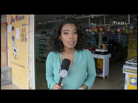 Funcionário de mercado é morto no Itapoã