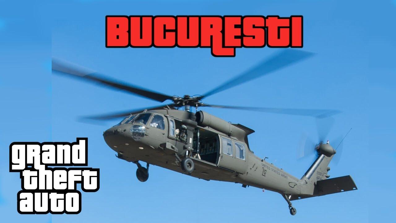 Elicopter in Bucuresti - Care e faza ?