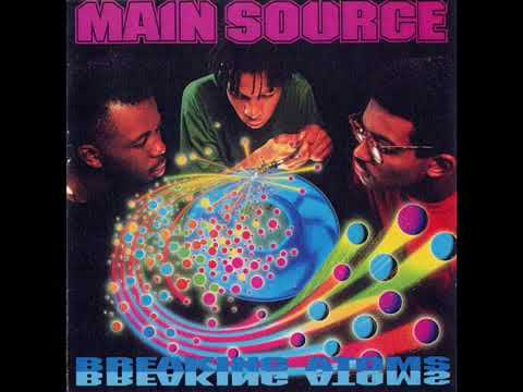 Main Source   Live at the Barbeque feat   Nas, Joe Fatal, Akinyele