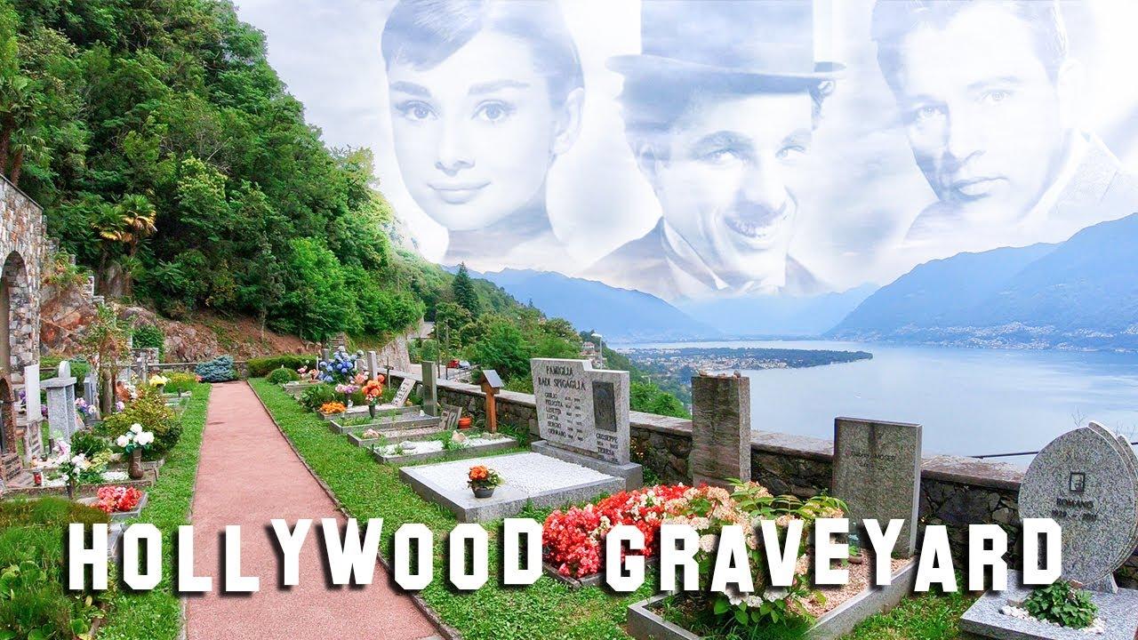 FAMOUS GRAVE TOUR - Switzerland (Charlie Chaplin, Audrey Hepburn, etc.)