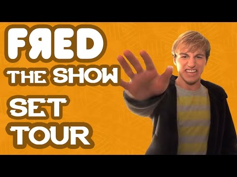 Fred: The Show – Set Tour