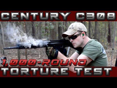 Century C308 1000-Round Torture Test