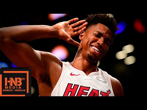 Miami Heat vs Brooklyn Nets Full Game Highlights | 11.14.2018, NBA Season