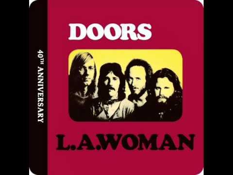 The Doors - Cars Hiss By My Window + Lyrics (HQ)