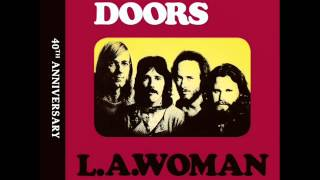 The Doors - Cars Hiss By My Window + Lyrics (HQ)