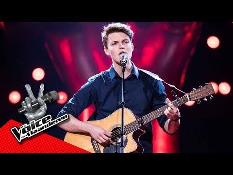Robin zingt 'Fix You' | Blind Audition | The Voice van Vlaanderen | VTM