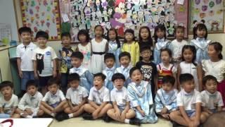 2016 根德園 K3N 校歌 蠶寶寶