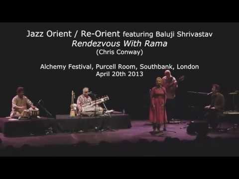 Jazz Orient  Re-Orient & Baluji Shrivastav @ Alchemy