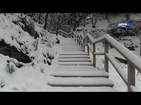 Instalaciones de Zubieta nevadas 28/02/2018