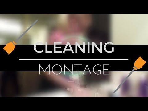Cleaning Montage 2017 || Ashley Cole