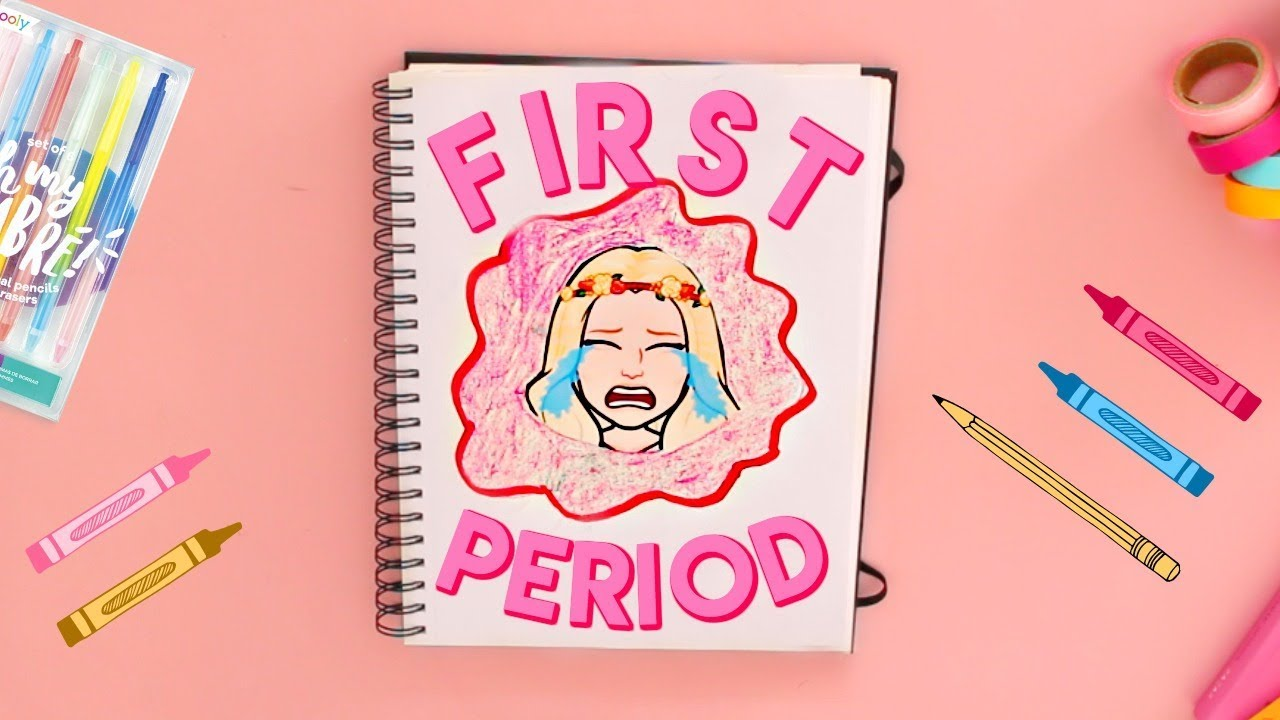 Download DRAW MY LIFE: First Period! Basically what not to do when getting your first period hehe..