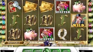 видео Бесплатный игровой автомат Piggy Riches – Богатство Поросят онлайн