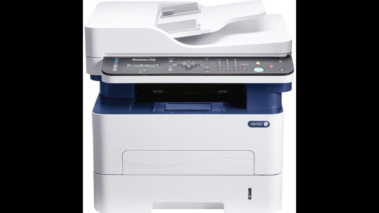 Xerox Workcentre 3215 3225 Remove Toner Cartridge And Drum