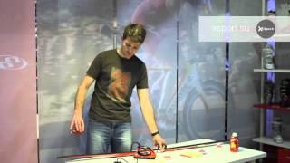 Как подготовить лыжи для конькового хода к сезону - Xsport #002