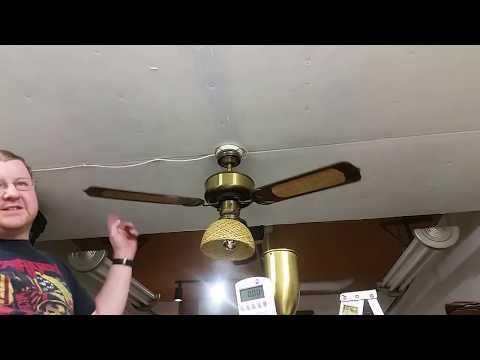 """Unknown (""""Not Key Largo"""") Ceiling Fan"""