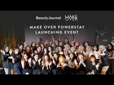 "Beauty Journal x Make Over ""Make Over Powerstay Beauty Soiree with Janine Intansari"" Mp3"