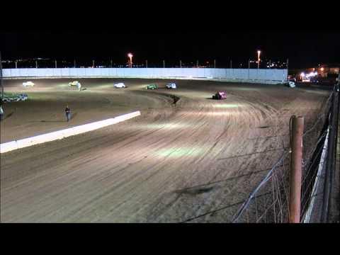 Prescott Valley Speedway Dwarf Car Feature Race 7/6/14