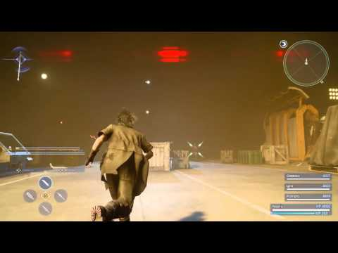 FINAL FANTASY XV – Base de Niflheim (gameplay)