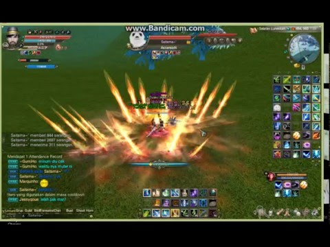 By 1 SK R9 Vs BS R9 Perfect World Indonesia Server Es Petir