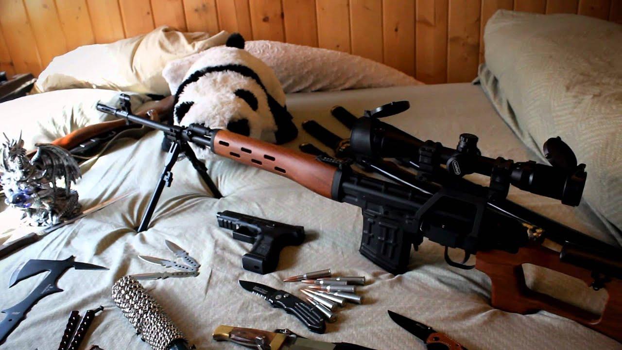 AK Dragunov Sniper Update