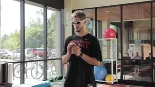 Oregon State Beavers Football Vision Training