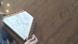 Tchaikovsky's 1812 Overture, Played on a Zither or Lap Harp, by Debbie Center