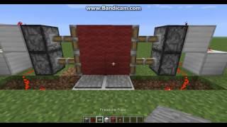 Урок механизмов от Chudak Tonimor=))))) Поршневые двери